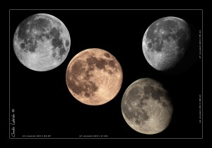Luna Piena Perigeo Plenilunio