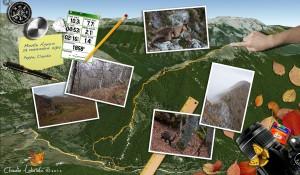 Racconto per immagini Monte Amaro